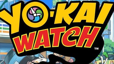 Le dessin animé Yo-Kai Watch