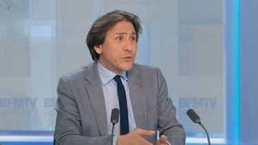 Jérôme Guedj, président PS du Conseil général de l'Essonne.