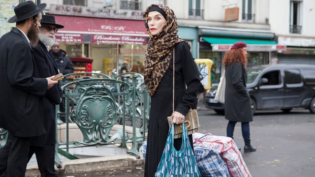 """""""La Daronne"""" de Jean-Paul Salomé avec Isabelle Huppert"""