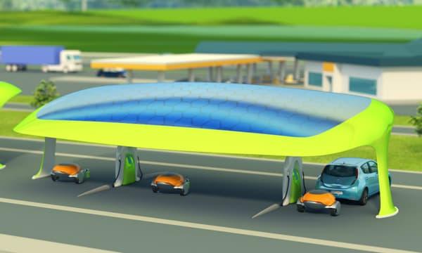 Des remorques prêtes à l'emploi pour rallonger l'autonomie des voitures électriques, de quoi palier aux limites technologiques actuelles.