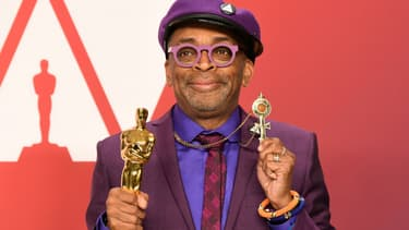 Spike Lee et son Oscar