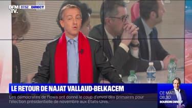 L'édito de Christophe Barbier: Le retour de Najat Vallaud-Belkacem - 04/02