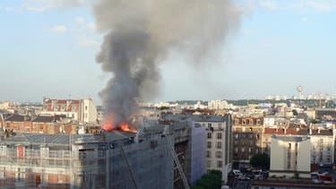 Trois personnes sont mortes après l'incendie survenu dans un immeuble d'Aubervilliers samedi soir.
