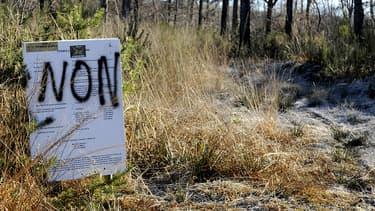 Le projet de Center Parcs, contesté à Roybon, dans l'Isère, a été suspendu.