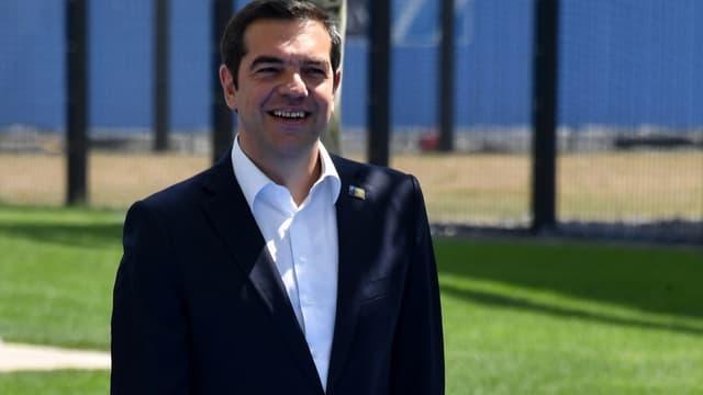 Alexis Tsipras, Premier ministre grecque