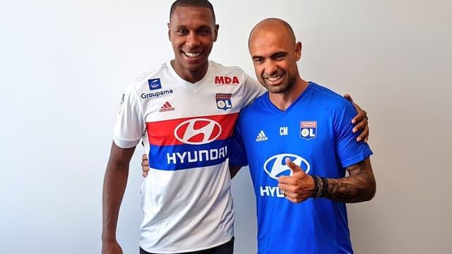 Marcelo et Cris