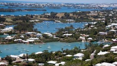 La plupart des GAFA envoient leurs profits dans un paradis fiscal, comme ici les Bermudes