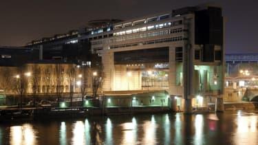 Bercy a budgété l'an prochain 50 millions d'euros de cessions immobilières de plus qu'en 2014