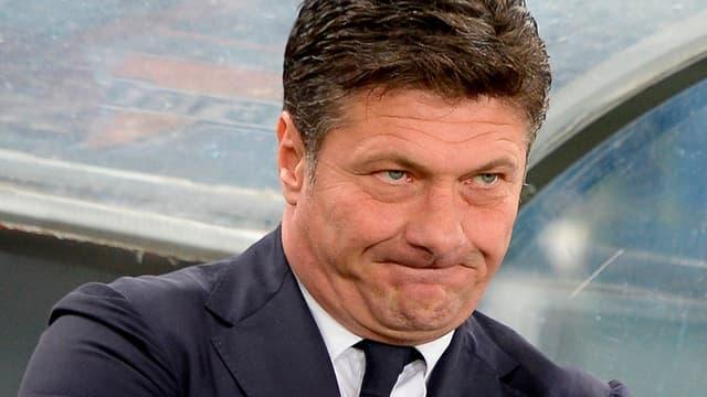Walter Mazzarri est le nouvel entraîneur de l'Inter Milan