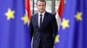 Emmanuel Macron place l'avenir de l'UE à 27 comme priorité