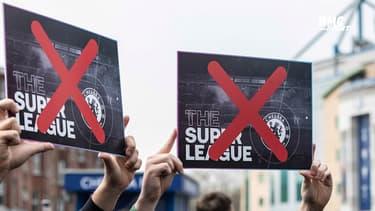 Super League : Les clubs impliqués ont déjà perdu beaucoup d'argent...