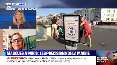 """Anne Souyris (mairie de Paris): """"Les bords de Seine et du canal Saint-Martin sont des immenses clusters"""""""