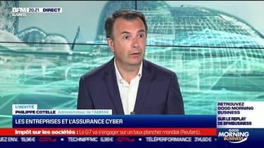 Philippe Cotelle (AMRAE) : Les entreprises et l'assurance cyber - 31/05