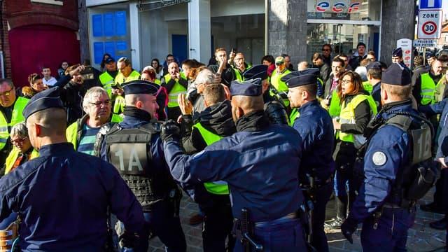 Un peu plus de 1000 policiers seront mobilisés samedi