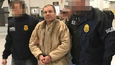 Joaquin Guzman dit El Chapo extradé vers les Etats-Unis le 20 janvier 2017