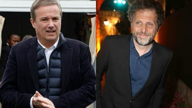 Nicolas Dupont-Aignan a décidé de porter plainte contre l'humoriste Stéphane Guillon