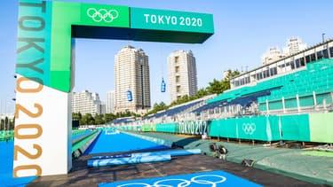 L'ère de triathlon aux Jeux olympiques de Tokyo 2021