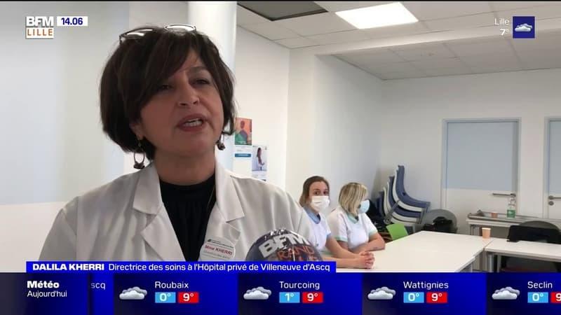 Villeneuve-d'Ascq: un soutien psychologique pour les soignants en difficulté