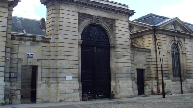 L'école de la Légion d'honneur, à Saint-Denis.