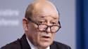 Jean-Yves Le Drian a présenté la future loi de programmation militaire 2014/2019, ce jeudi 3 octobre.
