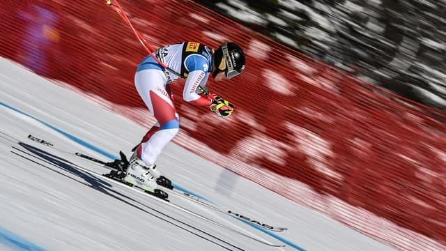 Lara Gut-Behrami, est devenue ce jeudi la nouvelle championne du monde de Super G.