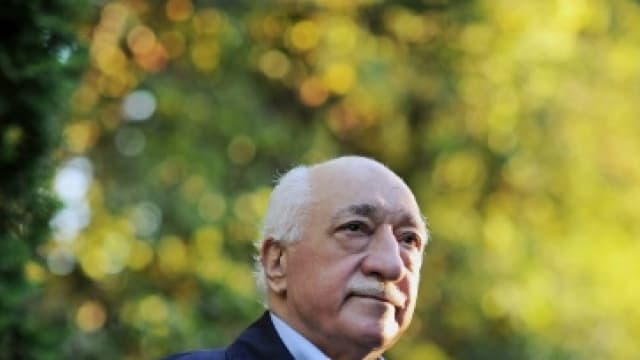 Fethullah Gülen à Saylorsburg, en Pennsylvanie, le 7 janvier 2014