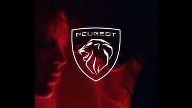 Le nouveau logo de Peugeot s'inspire de celui que les 504 arboraient entre 1965