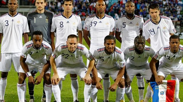 L'équipe de France alignée face à la Chine devrait débuter contre l'Uruguay