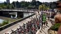 Grenoble a accueilli le départ de la 17e étape du Tour de France cette année