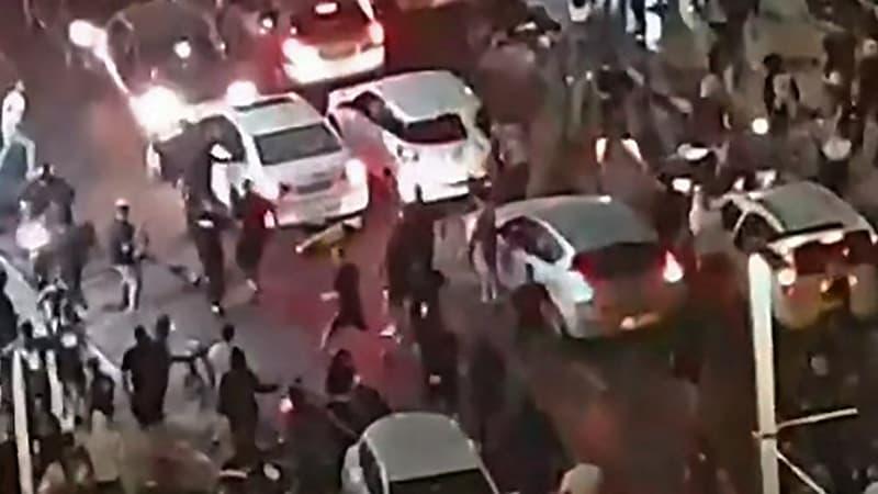 Israël: le lynchage d'un homme, présumé arabe, diffusé en direct à la télévision
