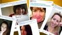 De nombreuses anonymes ont posté leurs autoportraits sans maquillage sur Twitter pour aider à financer la lutte contre le cancer.