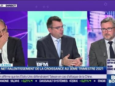 Frédéric Tassin VS Nicolas Goetzmann: Comment se porte la croissance européenne ? - 22/10