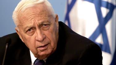 L'ancien Premier ministre israélien Ariel Sharon est dans le coma depuis 2006.