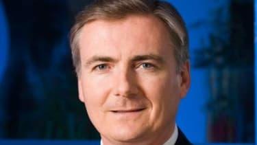Jean-Yves Charlier, le nouveau patron de SFR, attend beaucoup de la mutualisation des réseaux avec Bouygues.