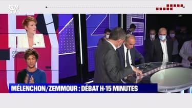 Éric Zemmour / Jean-Luc Mélenchon : qui est le grand perdant de ce débat ? – 23/09