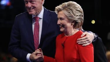 Bill et Hilary Clinton ont reçu près d'un million de dollars de la part de l'établissement allemand.