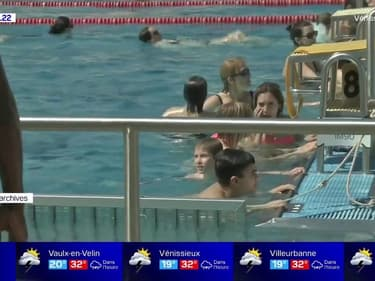 Lyon: vers une grève dans les piscines?