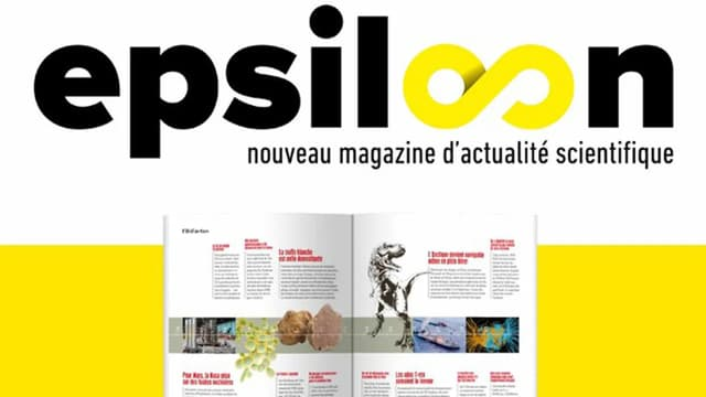 Vendu 4,90 euros, le premier numéro d'Epsiloon sera tiré à 100.000 exemplaires