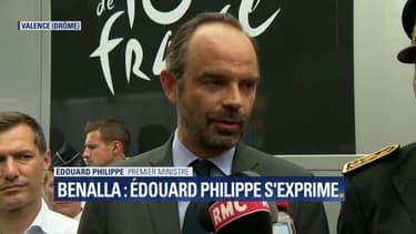 Edouard Philippe à Valence