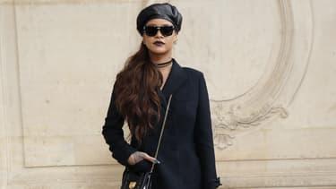 Rihanna en Dior