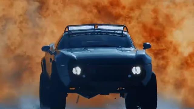 Les destructions en tout genre des 7 premiers épisodes de la franchise Fast and furious auraient couté 491 millions d'euros dans la réalité.