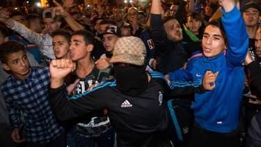De nombreuses manifestations ont eu lieu au Maroc après la mort d'un vendeur de poisson.