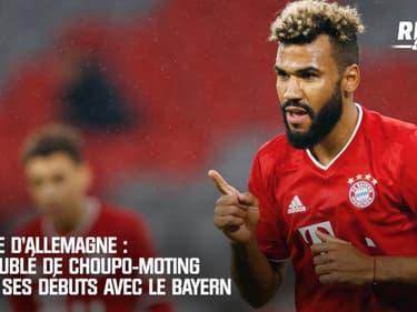 Coupe d'Allemagne : Le doublé de Choupo-Moting pour ses débuts avec le Bayern