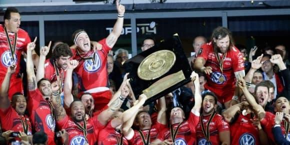 Top 14: Toulon remporté le 4e championnat de France de son histoire.