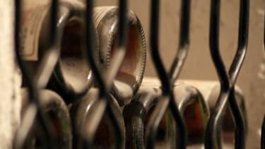 1.200 bouteilles issues de la cave de l'Elysée seront mises au enchère els 20 et 21 mai.
