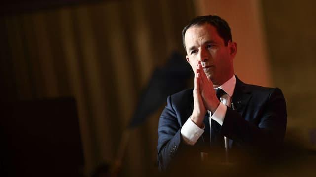 Benoît Hamon, ancien candidat à la présidentielle pour le Parti socialiste.