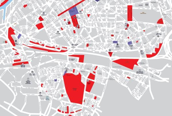 Le quartier de Lille Sud est également concerné par ces mesures.