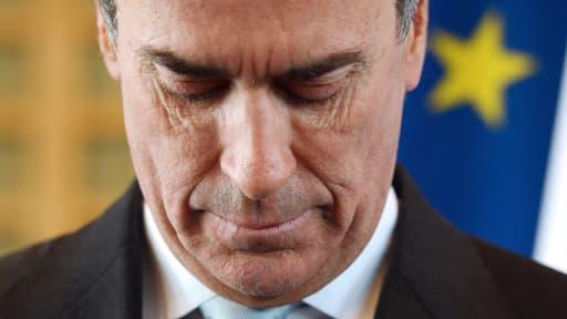 L'ancien ministre du Budget Jérôme Cahuzac