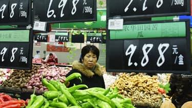 L'indice des prix à la consommation, principale jauge de l'inflation, a augmenté de 2,7% en mai sur un an, a annoncé le Bureau national des statistiques (BNS)