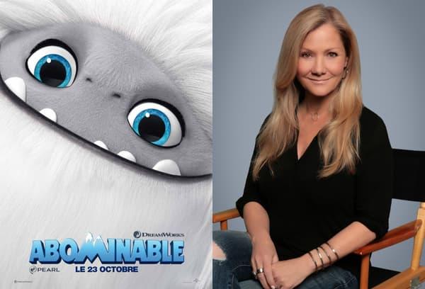 Jill Culton, la réalisatrice d'Abominable.